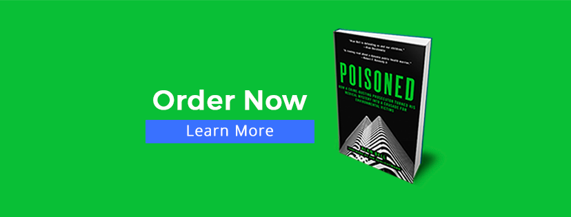 "Release Day for ""Poisoned"" is Finally Here!"